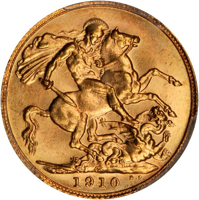 Sovereign 1910: Photo Canada 1910-C sovereign