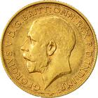 United Kingdom / Half Sovereign 1911 - obverse photo
