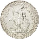 United Kingdom / One Dollar 1912 - obverse photo