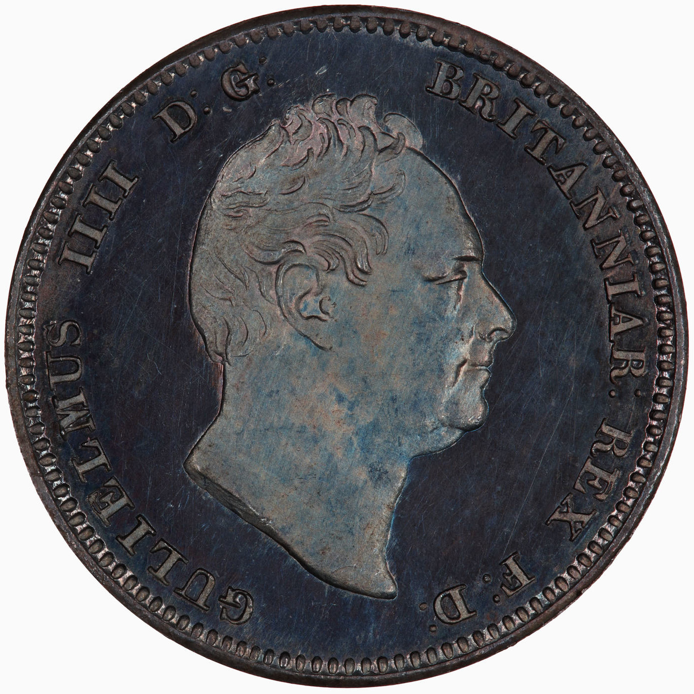Maundy Threepence (Pre-decimal): Photo Coin - Threepence (Maundy), William IV, Great Britain, 1831