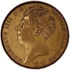 Two Pounds 1823: Photo Coin - 2 Pounds, George IV, Great Britain, 1823