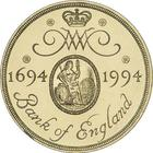 United Kingdom / Two Pounds 1994 Bank of England - reverse photo