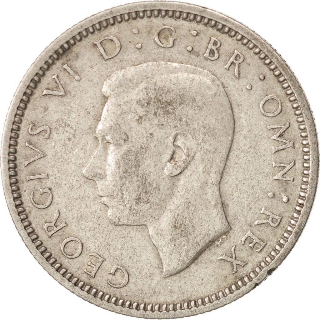 Sixpence 1939: Photo Great Britain, George VI, 6 Pence, 1939