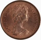 United Kingdom / Half Penny 1975 - obverse photo