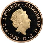 United Kingdom / Two Pounds 2016 Army - obverse photo