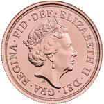 United Kingdom / Double Sovereign 2020 - obverse photo