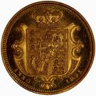 United Kingdom / Half Sovereign 1831 (Proof only) - reverse photo