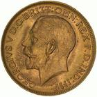 United Kingdom / Sovereign 1924 - obverse photo