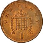 United Kingdom / One Penny 2007 - reverse photo