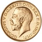 United Kingdom / Sovereign 1923 - obverse photo