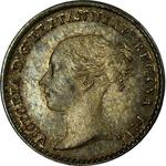 United Kingdom / Penny 1874 (Maundy) - obverse photo