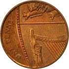 United Kingdom / One Penny 2009 - reverse photo