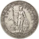 United Kingdom / One Dollar 1903 - obverse photo