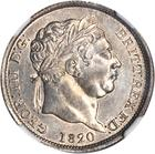United Kingdom / Shilling 1820 George III - obverse photo