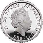 United Kingdom / Silver Tenth-Ounce 2018 Britannia - obverse photo