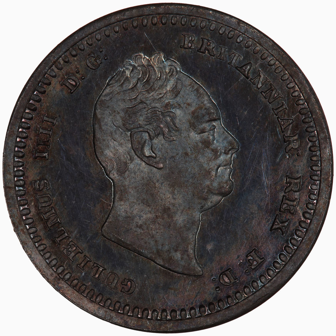 Maundy Twopence (Pre-decimal): Photo Coin - Twopence (Maundy), William IV, Great Britain, 1831