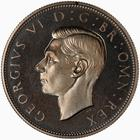 Halfcrown 1937: Photo Proof Coin - Halfcrown, George VI, Great Britain, 1937
