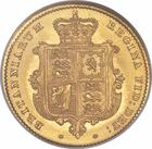 Half Sovereign 1858: Photo Great Britain 1858 1/2 sovereign