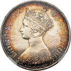 Florin 1852: Photo Great Britain 1852 florin