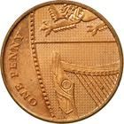 United Kingdom / One Penny 2010 - reverse photo