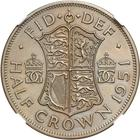 Halfcrown 1951: Photo Great Britain 1951 half crown