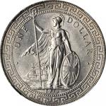 United Kingdom / One Dollar 1910 - obverse photo