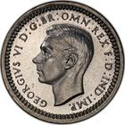 United Kingdom / Penny 1946 (Maundy) - obverse photo