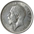 United Kingdom / Florin 1918 - obverse photo