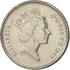 United Kingdom / Five Pence 1997 - obverse photo