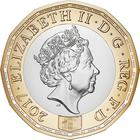 United Kingdom / One Pound - obverse photo