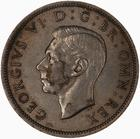 Two Shillings (Florin) 1949: Photo Coin - Florin (2 Shillings), George VI, Great Britain, 1949