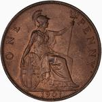 United Kingdom / Penny 1901 - reverse photo