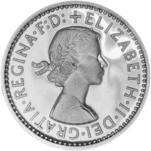 United Kingdom / Twopence 2015 (Maundy) - obverse photo