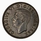 Florin 1937: Photo Coin - Florin (2 Shillings), George VI, Great Britain, 1937
