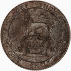 Shilling 1911: Photo Coin - Shilling, George V, Great Britain, 1911