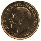 Half Sovereign 1911: Photo Coin - Half Sovereign, New South Wales, Australia, 1911
