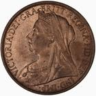 United Kingdom / Penny 1897 - obverse photo