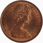 United Kingdom / One Penny 1983 - obverse photo