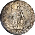 United Kingdom / One Dollar 1909 - obverse photo