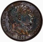 United Kingdom / Sixpence 1820 - obverse photo