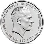 United Kingdom / Five Pounds 2017 Prince Philip - reverse photo