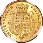 Half Sovereign 1866: Photo Great Britain 1866 1/2 sovereign