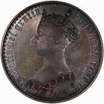 Crown 1847 Gothic: Photo Coin - Crown (Gothic), Queen Victoria, Great Britain, 1847
