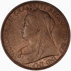 United Kingdom / Penny 1898 - obverse photo