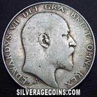 Halfcrown 1904: Photo 1904 Edward VII British Silver Half Crown