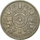 United Kingdom / Two Shillings (Florin) 1960 - reverse photo