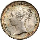 Fourpence 1849: Photo Great Britain 1849 4 pence
