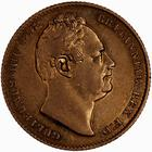 United Kingdom / Sovereign 1837 William IV - obverse photo