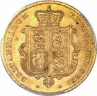 Half Sovereign 1849: Photo Great Britain 1849 1/2 sovereign