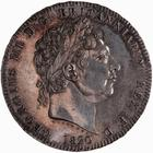 United Kingdom / Crown 1820 - obverse photo